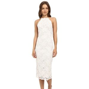 Stone Cold Fox White Clover Cocktail Dress
